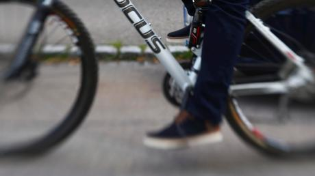 Nach über einem Jahr entdeckte eine Frau das geklaute Rad ihrer Tochter.