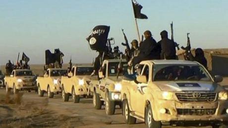 Dem sogenannten Islamischen Staat schlossen sich auch Extremisten aus Deutschland an. Etwa 1000 deutscher Bürger folgten den Terroristen nach Syrien und dem Irak.
