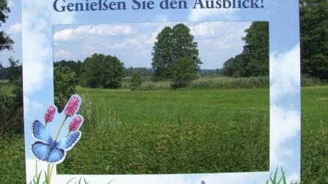 Das Schmuttertal wird nach Abschluss der Flurneuordnungen Margertshausen, Wollishausen II und Reitenbuch III deutlich aufgewertet. Die geplanten Vorhaben sind wichtige Bausteine dafür.