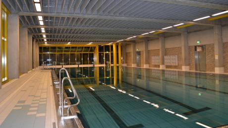 Das Schwimmbad in Zusmarshausen hat bis auf Weiteres geschlossen.