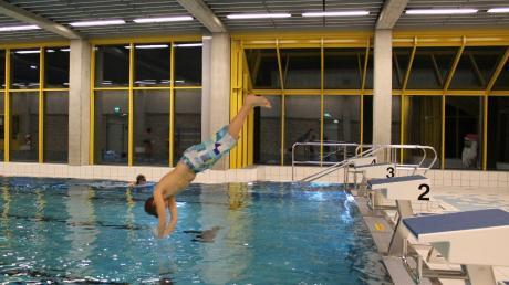 Das Schwimmbad in Zusmarshausen hat ab Freitag, 17. Mai, wieder normal geöffnet.