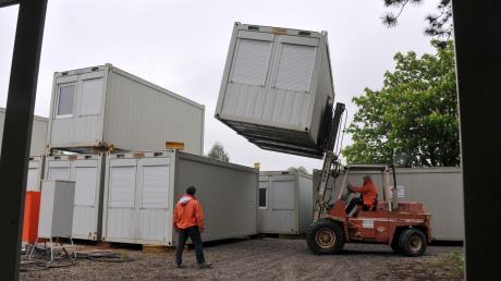 Die Container, die der Markt Diedorf und das Rote Kreuz mit der Unterstützung des Landkreises und Förderer aus der Wirtschaft Bosnien schicken, sind dort dringend nötig.