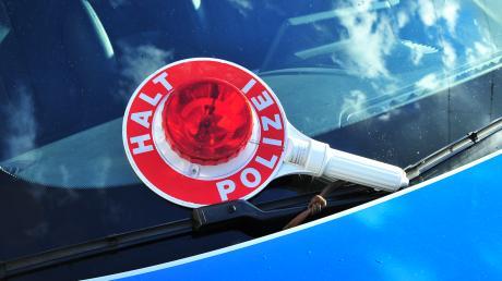 Erst nach einer wilden Verfolgungsjagd konnten Gersthofer Polizisten den jungen Mann stoppen