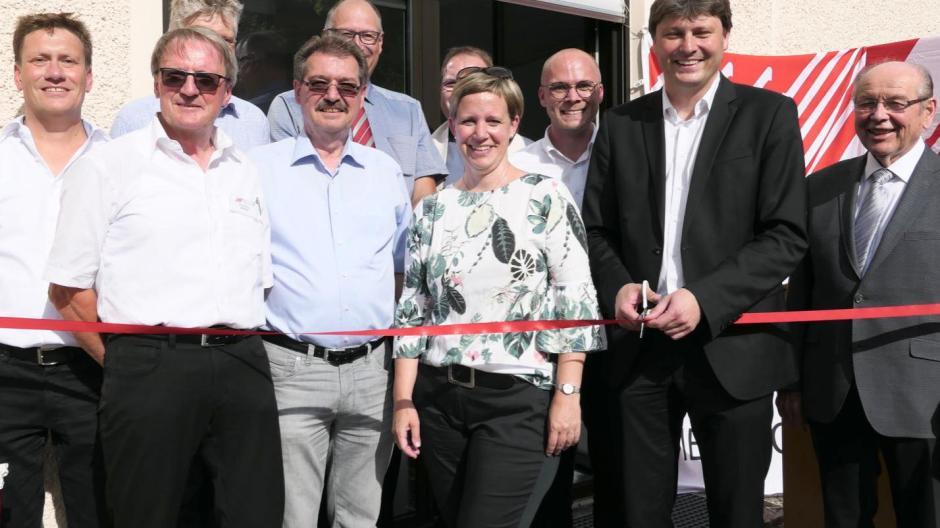 Einweihung Neues Quartier Für Wohnbau Und Wasserwerk Nachrichten