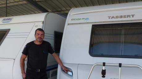 Thomas Liepert ist der Mittlere von drei Brüdern, die gemeinsam die Liepert GmbH leiten. An die Firmengründung von Vater Ernst Liepert erinnert heute der Caravan-Bereich des Unternehmens. Unter EliCamp.de (Eli steht für Ernst Liepert) bietet das Unternehmen Wohnwagen und Wohnmobile zum Verkauf und zur Miete an.