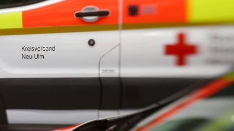 Der Rettungswagen brachte den Verletzten noch in die Uniklinik, doch er starb noch in der Nacht.