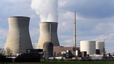 Das Atomkraftwerk in Gundremmingen.