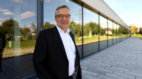 Mehr als 30 Jahre arbeitete Ulrich Lange im Stadtberger Rathaus, davon 20 Jahre als Stadtbaumeister. Jetzt geht er in den Ruhestand.