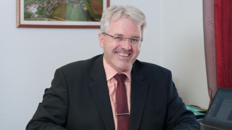 Ulrich Müller will die Nachfolge von Bernard Walter als Bürgermeister in Altenmünster antreten.