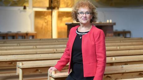 27 Jahre lang war Annemarie Barth Mesnerin in St. Raphael in Steppach. Diesen Sonntag wird sie von der Gemeinde verabschiedet.