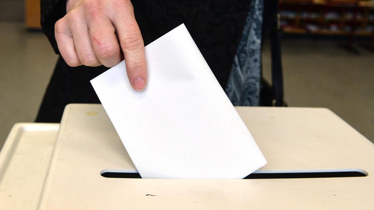 Europawahl 2021 Erste Hochrechnung