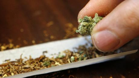 Der Zoll hat in einem Lkw auf der A9 ganze 45 Kilo Marihuana gefunden.
