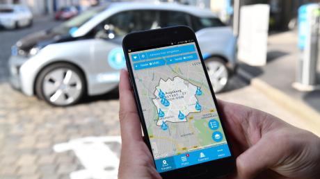 Meitinger können in Form von Carsharing künftig entweder einen Kleinwagen oder einen Kleinbus mit neun Sitzen ausleihen.