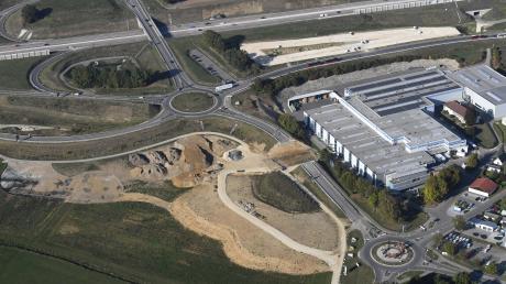 Schon wieder haben Diebe bei der Firma Sortimo in Zusmarshausen zugeschlagen.