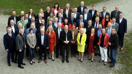 Die CSU hat ihre Kreistagskandidaten in Thierhaupten nominiert