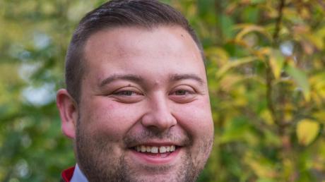 Sebastian Bernhard wird neue Bürgermeister von Adelsried.