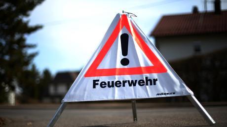 Erheblicher Sachschaden ist am Freitagnachmittag bei einem Brand in Tannenberg bei Schongau entstanden.