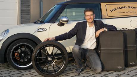 Im Unternehmer Andreas Gerlach schlagen zwei Herzen: Die unternehmerische Liebe zu Autos und die persönliche Lebensweise, die von Umweltschutz, Nachhaltigkeit und Tierschutz geprägt ist.