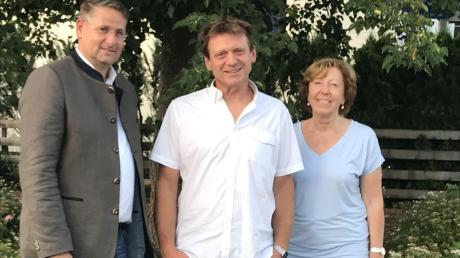 Roland Woppmann will in Aystetten für das Bürgermeisteramt kandidieren.