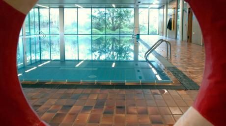 Nach wie vor ist das Hallenbad in Steppach geschlossen.