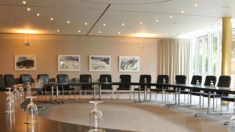 Die Akustik im Rathaus-Sitzungssaal soll besser werden.