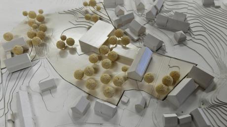 Von elf Architektenarbeiten für die Neugestaltung der Ortsmitte von Bonstetten kommen drei in die engere Auswahl. Die Jury vergab zwei zweite Preise an die Entwürfe von Aris Architekten und von harris und kurrle Architekten.