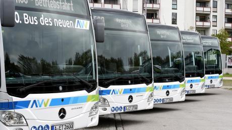 Senioren können in Neusäß kostenlos Bus fahren - vorausgesetzt sie geben ihren Führerschein ab.