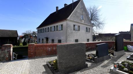 Die Erweiterung des Friedhofs in Neukirchen gehörte zu den größeren Maßnahmen im vergangenen Jahr.