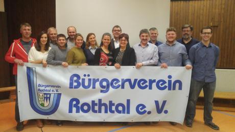 Der Bürgerverein Rothtal schickt in Horgau wieder Thomas Hafner als Bürgermeisterkandidaten ins Rennen.