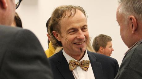 Geht wieder ins Rennen: Bürgermeister Bernhard Uhl.