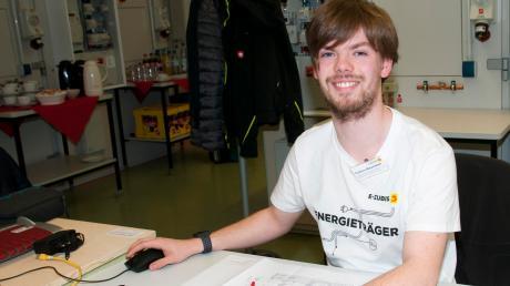 Tobias Baumann hat bei der Deutschen Meisterschaft des Handwerks den vierten Platz erreicht. Die Besten der Besten traten gegeneinander an. Heuer erwartete sie eine besondere Herausforderung – wegen des Klimaschutzes.