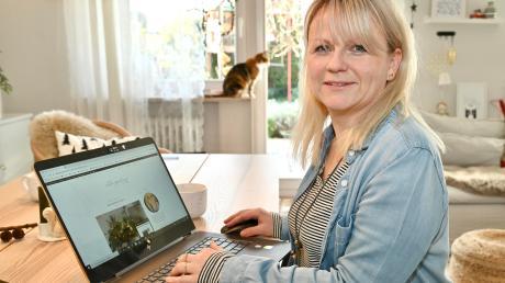 Der Blog von Sabine Bull, in dem sie über neue Wohnideen berichtet oder Basteltipps gibt, liegt im Trend.