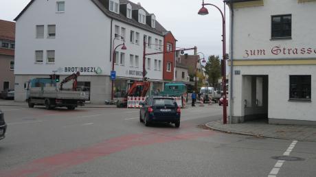 Man wird aber auch damit rechnen müssen, dass sich ortskundige Fahrer andere Schleichwege durch die schmalen Seitenstraße suchen werden.