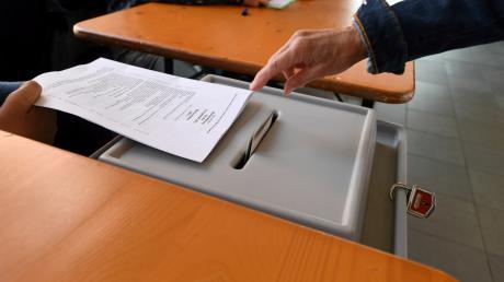 Die Kommunalwahl am 15. März wirft ihre Schatten voraus (Symbolbild)