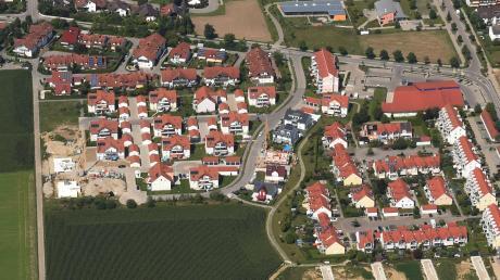 Langweid ist eine der am schnellsten wachsenden Gemeinden im Landkreis. Das bringt auch finanzielle Herausforderungen mit sich.