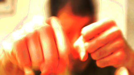 Blutige Nasen hat es bei zwei Auseinandersetzungen am Wochenende in Neusäß und Gersthofen gegeben.