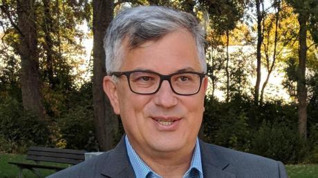 Matti Müller will wieder Bürgermeister werden. Diesmal tritt er als SPD Kandidat in Hersching an.