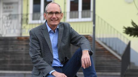 Weldens Bürgermeister Peter Bergmeir geht in den Ruhestand.