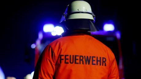 Rund 60 Feuerwehrleute waren im Einsatz und konnten den Brand schnell eindämmen.
