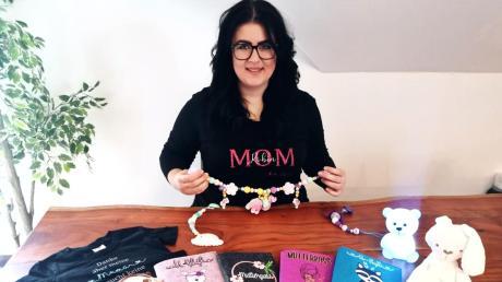 Ein Beschäftigungsverbot während der Schwangerschaft bot Sabrina Brieden viel Zeit für Kreativität. Seither wächst das Sortiment der Zauberperlenwelt kontinuierlich an.