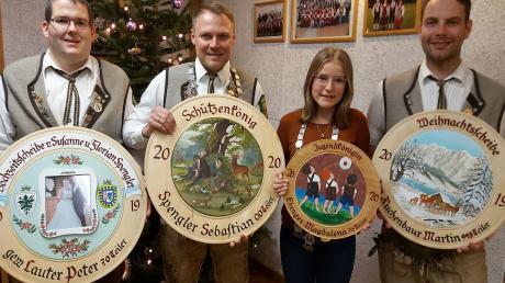 Bei der Weihnachtsfeier der Schützen in Emersacker gab es einige sportliche Erfolge zu feiern.