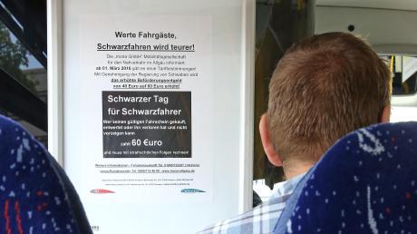 Die Polizei fand schnell heraus, dass Schwarzfahren nicht das einzige Delikt des Slowenen war.