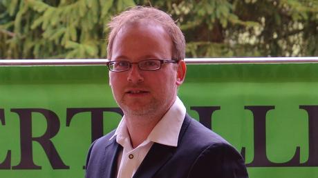 Martin Wörle ist der Bürgermeisterkandidat der Bibertalliste.