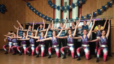 """Die Faschingssaison steht bei den Laugnataler Faschingskrachern heuer in dieser Saison unter dem Motto """"Spacedance – Das Universum tanzt""""."""