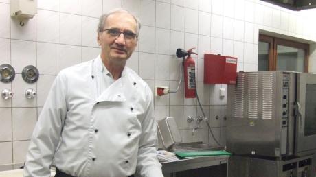"""Seit einem Jahr steht der gelernte Koch Dusan Geler im Restaurant Erkstuben in Willmatshofen am Herd. Zum Geburtstag gibt es nun eine """"Jubiläumsfeier""""."""