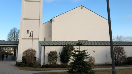 Eine neue Fassade erhielt die Pfarrkirche in Nordendorf.