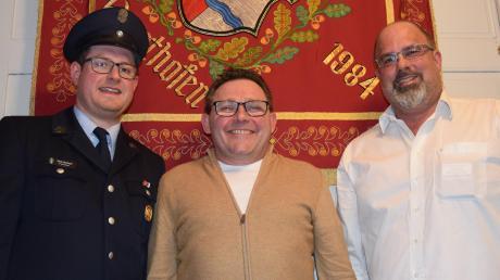 Der neue Vorstand besteht aus Michael Seitz, Ulrich Schmid und Robert Grohmann.