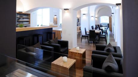 Das Hotel Kloster Holzen wurde nun als einziger Betrieb im Landkreis Augsburg ausgezeichnet.
