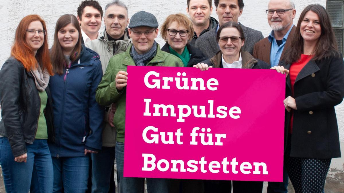 Bonstetter Grüne nominieren ihr Team