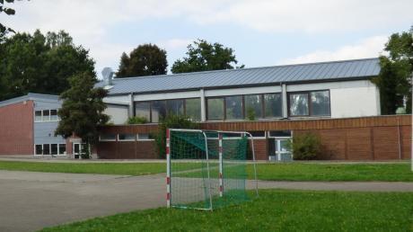 Ein Anbau an der Mehrzweckhalle in Anhausen gehört zu den großen Projekten der Gemeinde Diedorf.